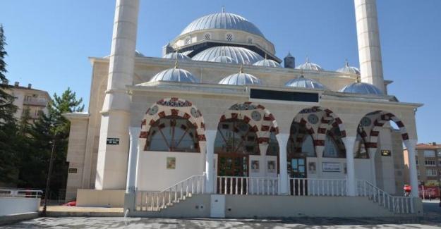 İşte Namaz Kılınacak O Camiiler