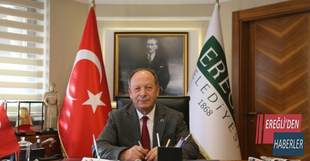 Başkan Oprukçu'dan yeni yıl mesajı
