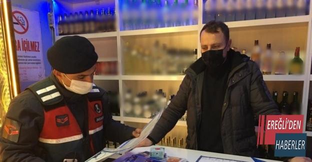 Konya'da yılbaşı öncesi sahte içki denetimi