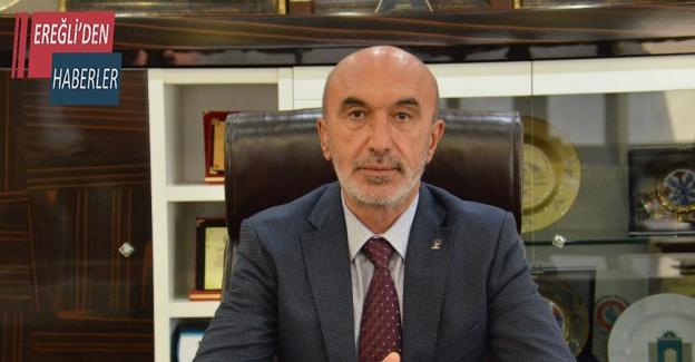 """AK Parti İl Başkanı Angı: """"Basının önemi, teknolojik gelişmeler nedeniyle günümüzde daha da artmıştır"""""""