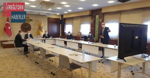 Başkan Altay ve Başkan Kavuş, Şükran Mahallesi için buluştu