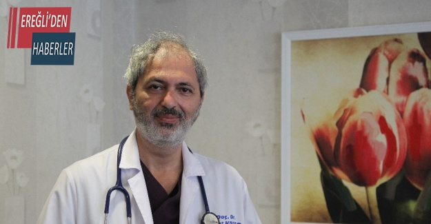 """Dr. Öğr. Üyesi Koçer: """"Aşı toplumda bütün hastalıklara karşı oluşturulabilen bir tedbirdir"""""""