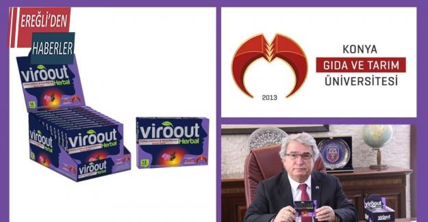 Konya Gıda ve Tarım Üniversitesi yerli cistuslu pastil üretti