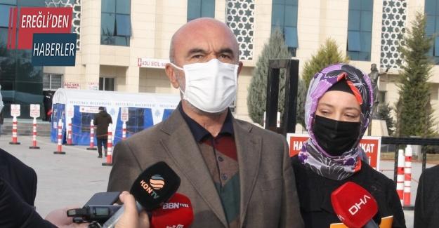 Konya'da AK Parti'den üç isme suç duyurusu