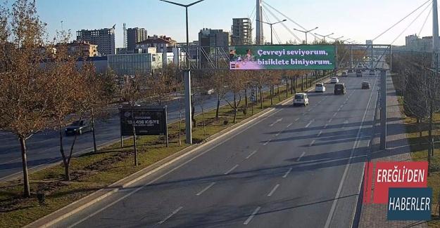 Konya'da bisiklet kültürü yaygınlaşacak