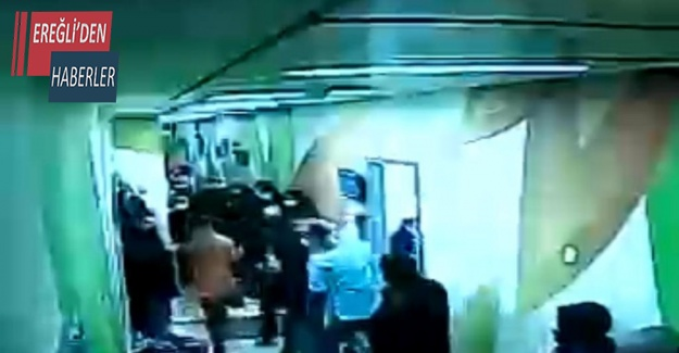 23 yıl hapis cezası bulunan şahsı hastane personeli kılığındaki polisler yakaladı
