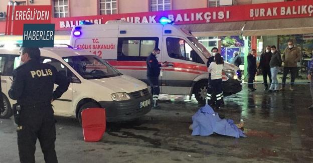 Konya'da silahlı kavga: 1 ölü, 7 yaralı