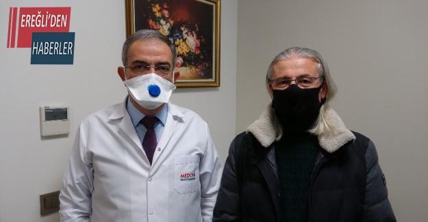 """Prof. Dr. Şahin: """"Şeker ameliyatlarında yüzde 95'lerin üzerinde başarı elde ediyoruz"""""""