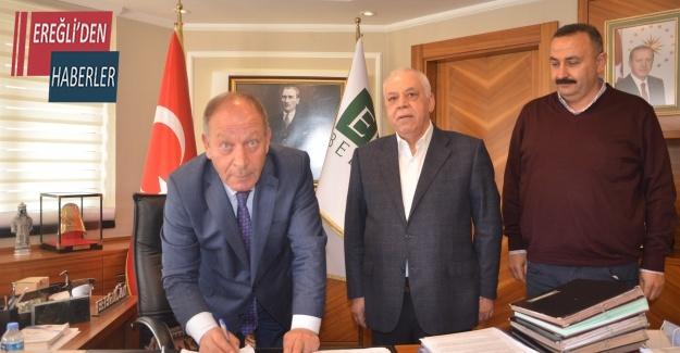 Başkan Oprukçu'dan Müjde
