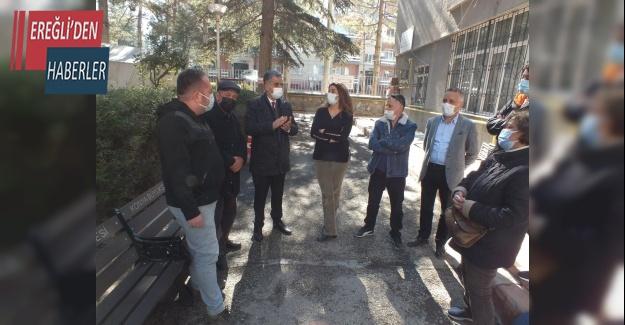 Gönülal'dan Tıp bayramı ziyareti