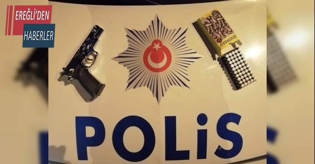 Hırsızlık, tabanca.. Huzur operasyonları sürüyor