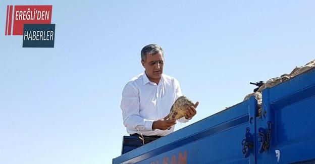 Konya Şeker pancar üreticisine 1,4 milyar TL'lik pancar bedeli ödedi