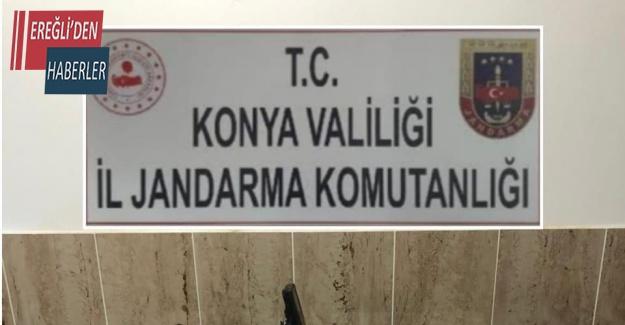 Konya'da 96 parça tarihi eser ele geçirildi