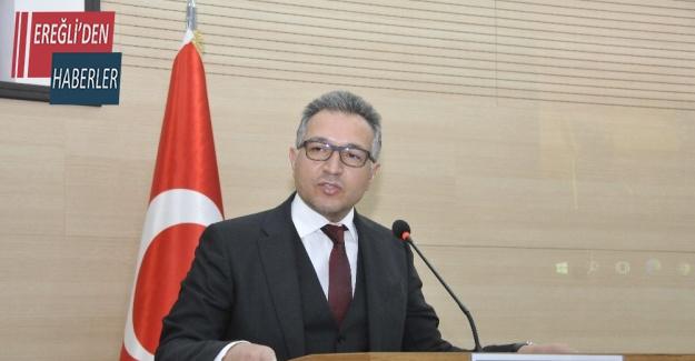 Selçuk'ta İİBF akademik kurul toplantısı gerçekleşti