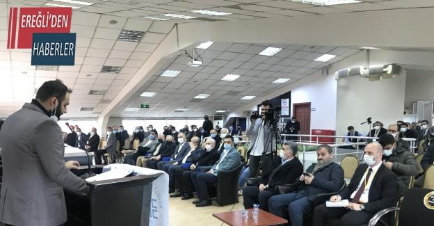 """Büro Memur-Sen Genel Başkanı Yazgan: """"77 bin 564 üyeyle yeniden yetkimizi perçinledik"""""""
