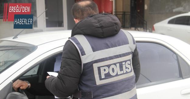 Karantinada olması gereken sürücü polis kontrolünde yakalandı
