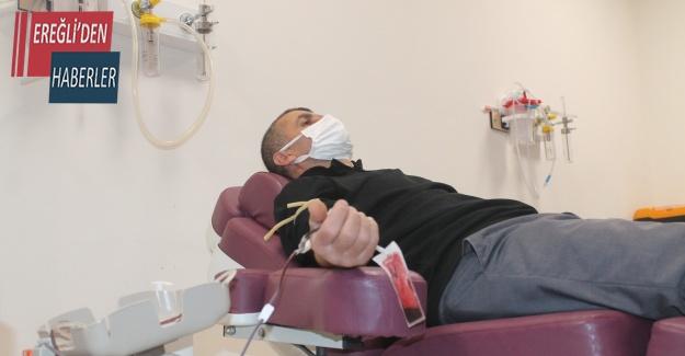Kısıtlamada kan ve immün plazma bağışı yapılabilecek