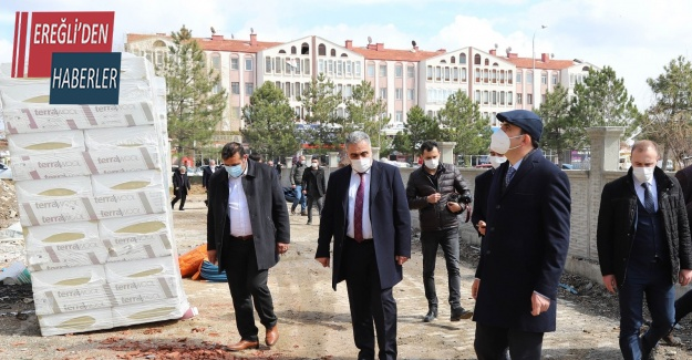 Konya Büyükşehir'den 5 ilçeye tarım müdürlüğü binası