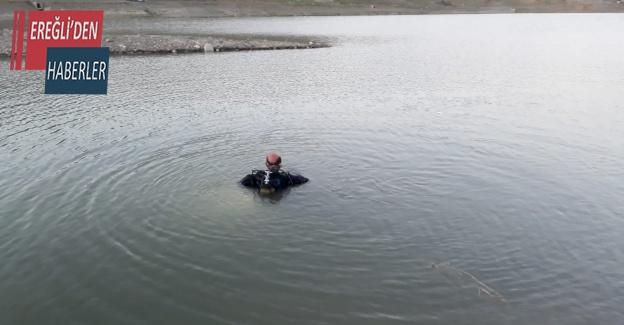 Konya'da 16 yaşındaki çocuk gölette ölü bulundu