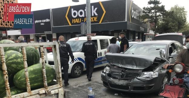 Konya'da trafik tartışması bıçaklı ve sopalı kavgaya dönüştü