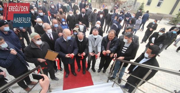 Konya'da Yavuz Sultan Selim Camisi ibadete açıldı