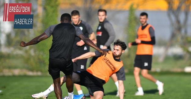 Konyaspor, Hatayspor maçı hazırlıklarına başladı