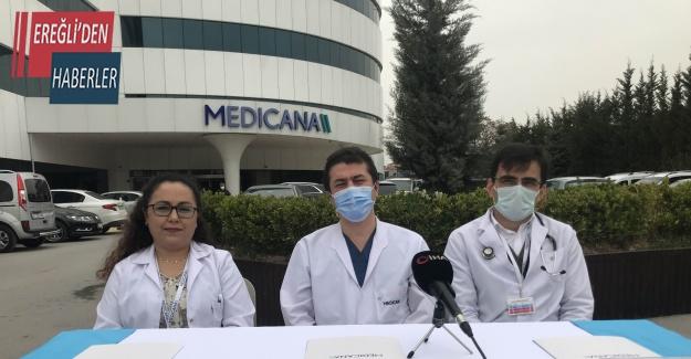 """Prof. Dr. Gönülalan: """"Kanserden değil erken tanı almamaktan korkulması gerekiyor"""""""