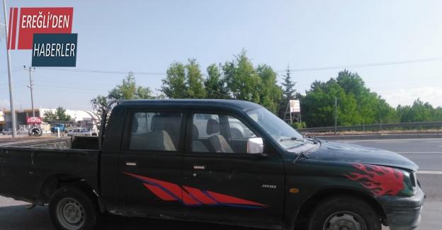 İzmir'den çaldığı araçla Akşehir'de yakalandı