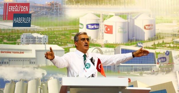 """Konuk: """"Türkiye'nin sanayi devleri arasında ilk 50'deki 2 gıda şirketinden biri Konya Şeker oldu"""""""