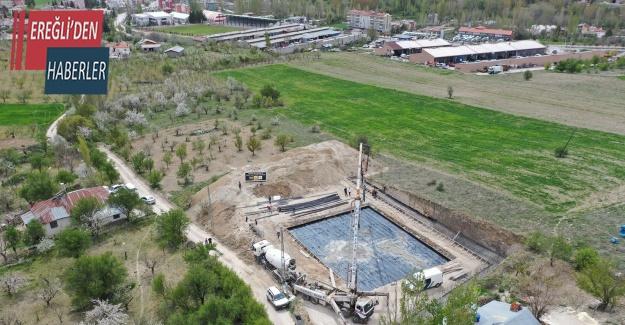 Konya Büyükşehir Belediyesi bal üreticisinin yanında