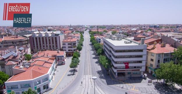 Konya Büyükşehir Ramazan Bayramı'nda görev başında