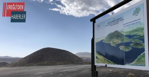 Meke Gölü'nü kurtaracak projede çalışmalar sürüyor