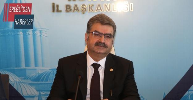 """Orhan Erdem: """"İki devletli kesin bir çözüm gerçekleşene kadar mücadelemiz devam edecek"""""""