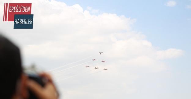 Uluslararası Anadolu Ankası-2021 tatbikatı nefes kesti