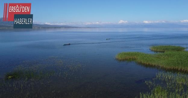Beyşehir Gölü'nde 5 yılda kaçak balık avlayanlara 1 milyon 757 bin lira ceza