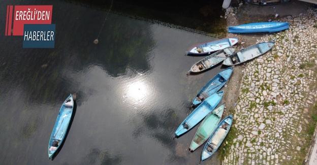 Beyşehir Gölü'nde balıkçılar av sezonunu kurban keserek açtı