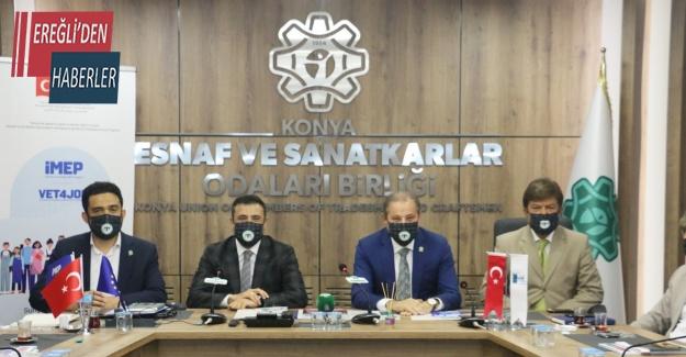 """Karabacak: """"Konyasporumuzun başarısı için hepimiz el birliği ile gayret edeceğiz"""""""