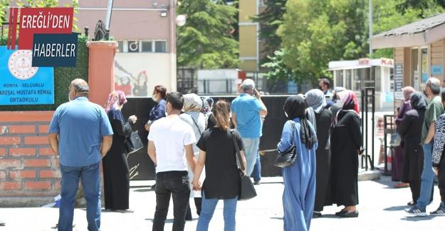 Liselere Geçiş Sistemi (LGS) sınavı sona erdi