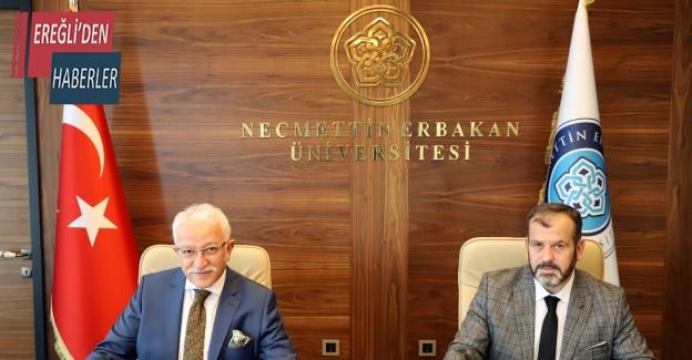 NEÜ ile Konya Müftülüğü arasında iş birliği protokolü