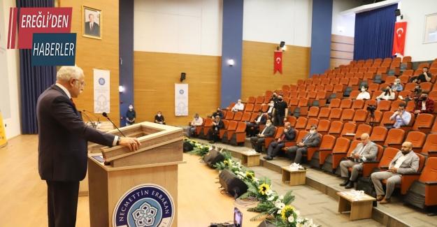NEÜ'de Mısır Türkiye yakınlaşması ele alındı
