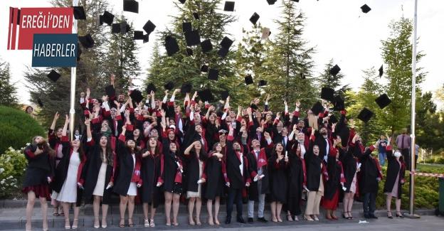 Selçuk Üniversitesi Tıp Fakültesinden 173 öğrenci mezun oldu