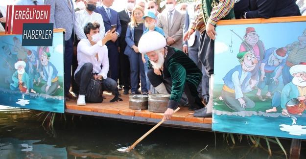 62. Uluslararası Nasreddin Hoca Şenliği başladı
