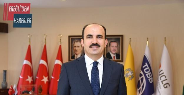 """Başkan Altay: """"Nasreddin Hoca medeniyetimizin önemli zenginliklerindendir"""""""