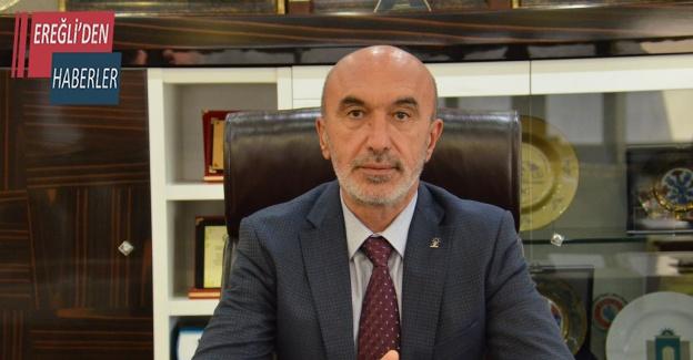 """Başkan Angı: """"15 Temmuz gecesi Türkiye'nin darbeler tarihi bir daha açılmamak üzere kapanmıştır"""""""