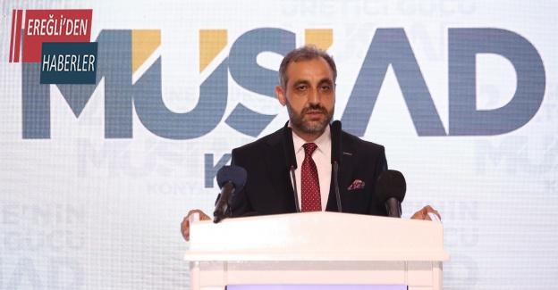 Başkan Kağnıcı, ikinci 500'deki Konyalı firmaları tebrik etti