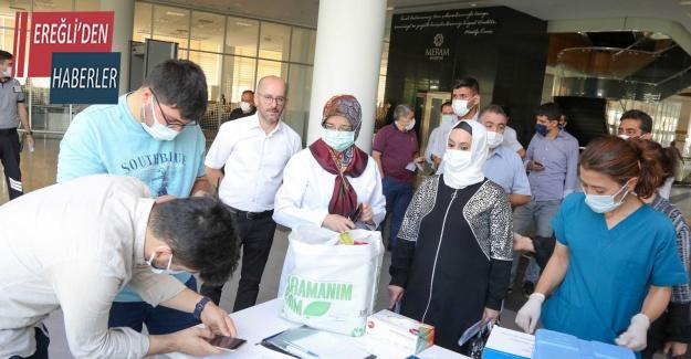 Başkan Kavuş'tan Covid-19 aşısı çağrısı