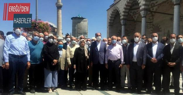 Konya'daki aile katliamıyla ilgili ortak açıklama