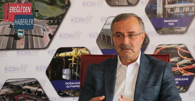 """KSO Başkan Kütükcü: """"2021 Konya'nın ihracat yılı olacak"""""""