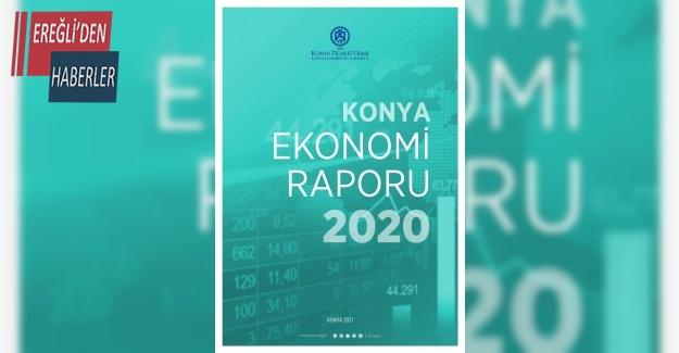 KTO Konya ekonomi raporu'nu yayımladı