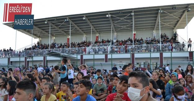 Kulu'da 'Yurtdışı Vatandaşlar Festivali' düzenlendi
